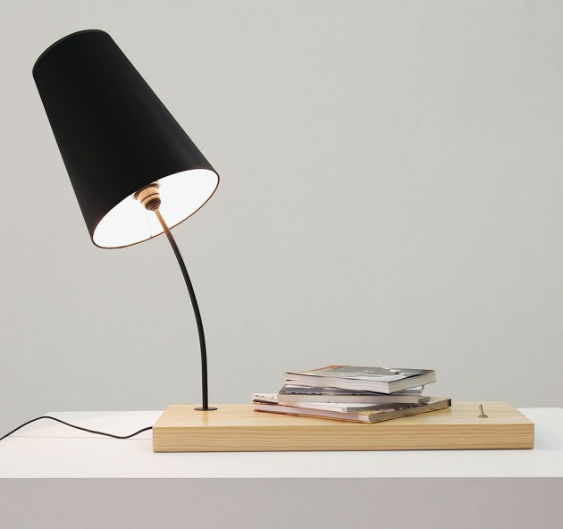 20 Modern Office Desk Lamp Designs