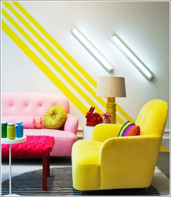 35 Incredible Neon Interior Designs