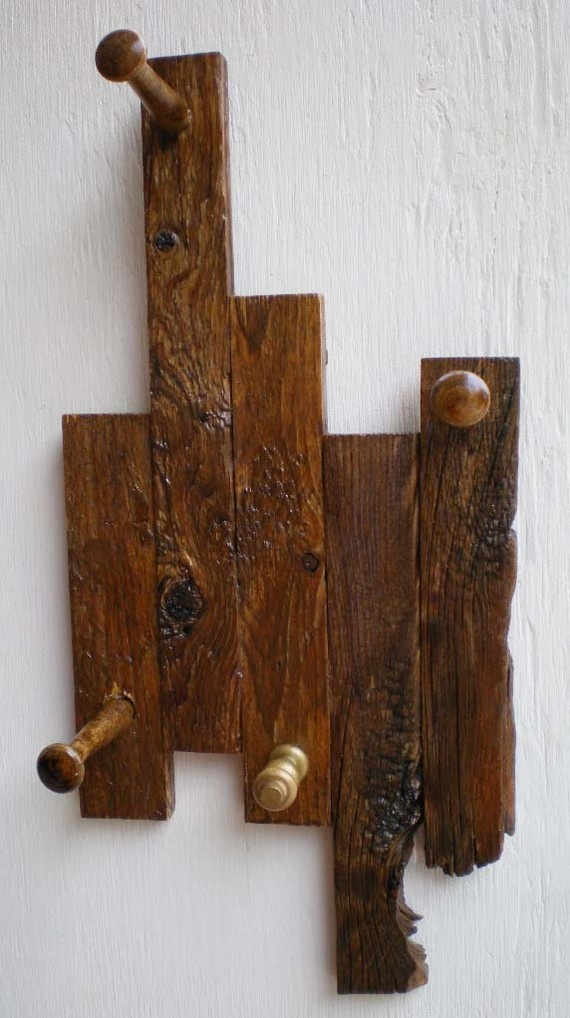 Vintage Wooden Wall Decor