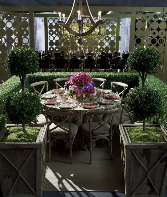 Good 30 Delightful Outdoor Dining Area Design Ideas
