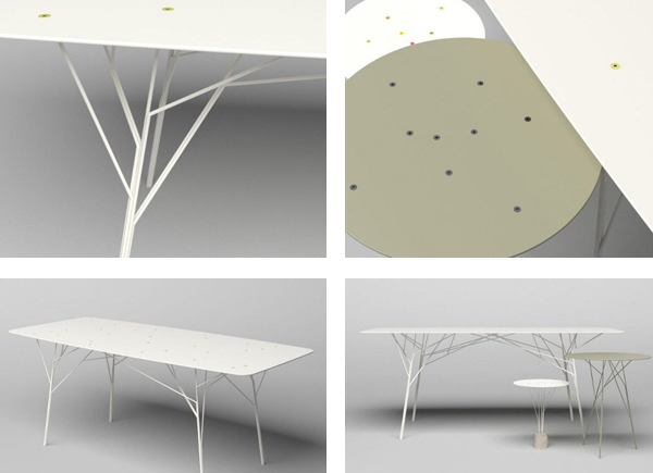 20 Creative Pieces of Furniture Inspired by Trees