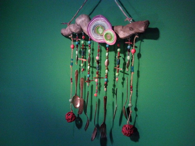 20 Marvelous DIY Wind Chimes