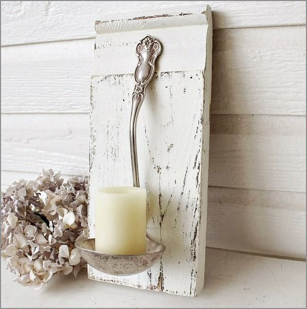 36 Fascinating DIY Shabby Chic Home Decor Ideas ...