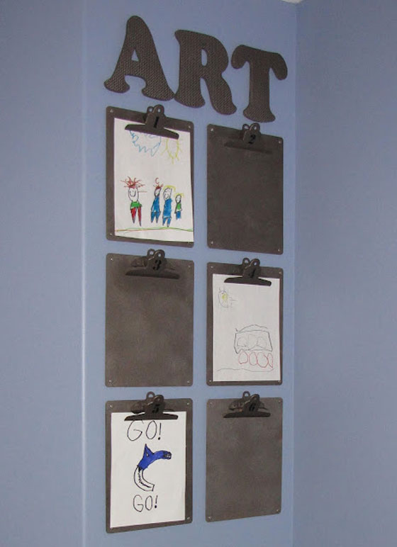 Cute Diy Wall Art Ideas For Kids Room