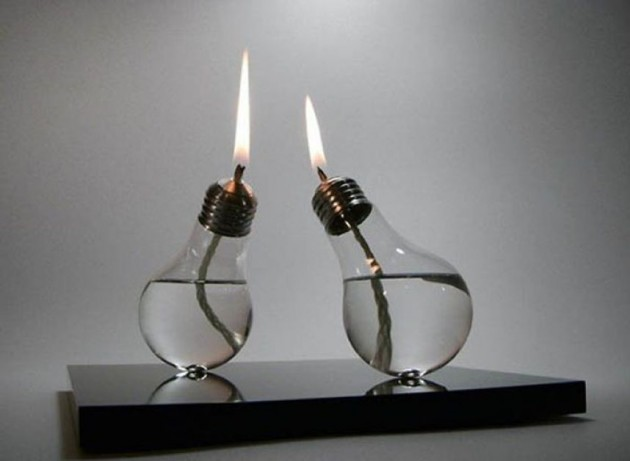24 Creative DIY Light Bulbs