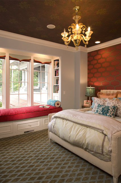 Deco Small Room Bedrooms