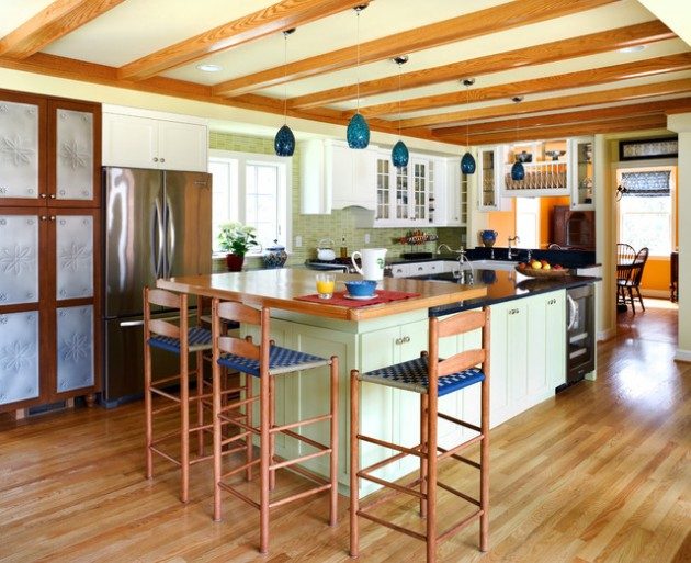 Island Kitchen Ideas Apartment