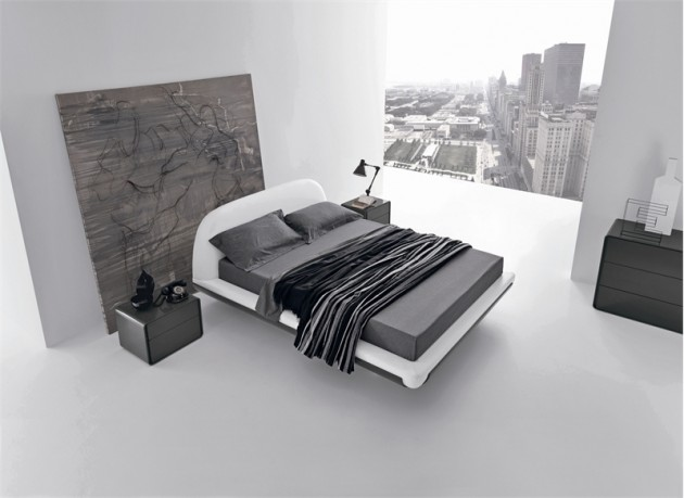 25 fantastic minimalist bedroom ideas Modern minimalist master bedroom