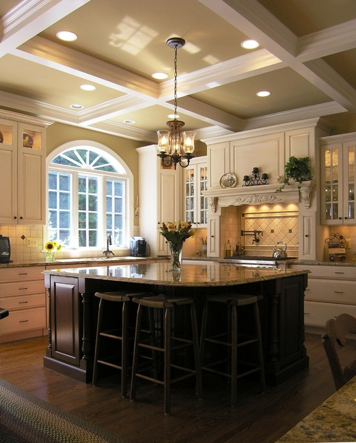 38 fabulous kitchen island designs for Fabulous kitchens