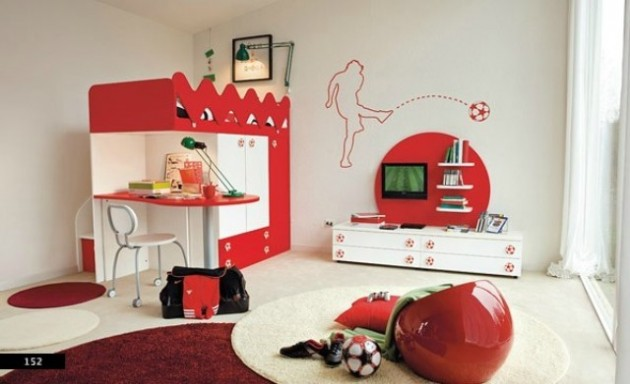 22 Colorful and Inspirational Kids Room Desks for Studying and Entertainment