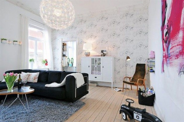42+ Nordic Living Room Decor