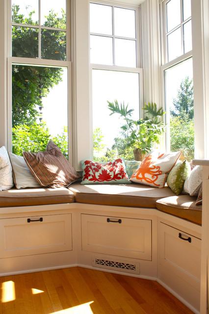 30 Inspirational Ideas For Cozy Window Seat