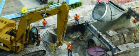 Geotechnical Construction, Advocating A Green And Modern Society