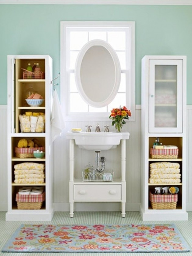 unique bathroom storage ideas 30 creative and practical diy bathroom storage ideas 6797