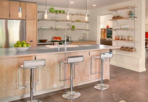 Kitchen Shelves Decorating Ideas: Top 22 Extraordinary Kitchens With Open Shelves