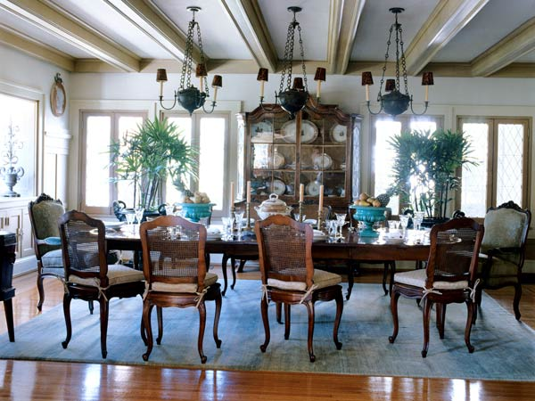 20 country french inspired dining room ideas - French interior design companies ...