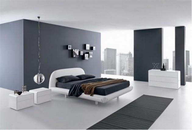fabulous modern minimalist bedroom | 25 Fantastic Minimalist Bedroom Ideas