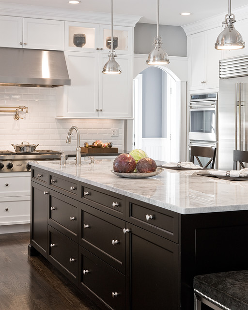 38 Fabulous Kitchen Island Designs