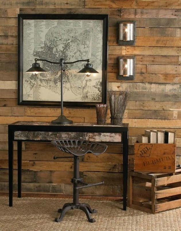 30 Cool Grunge Interior Designs