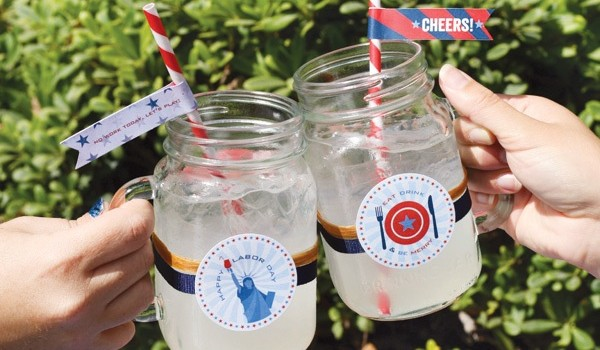 30 Inspiring Labor Day Craft Ideas and Decorations