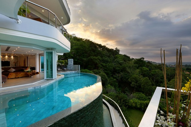 Villa Beyond Synonym For Exquisite Design And
