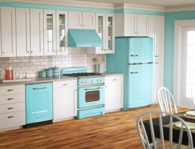 Unique Retro Kitchen Ideas Decoration Ideas