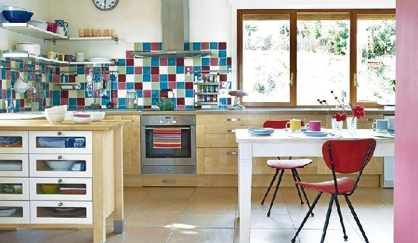 25 Lovely Retro Kitchen Design Ideas