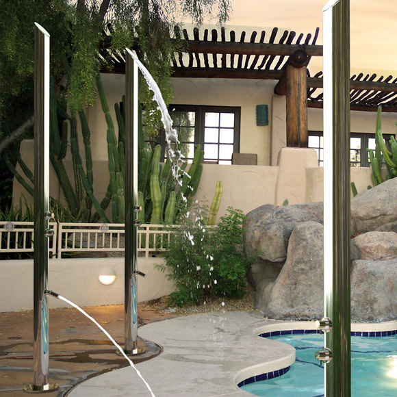 25 Fabulous Outdoor Shower Design Ideas