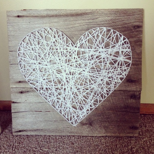 Creative Diy String Art Ideas