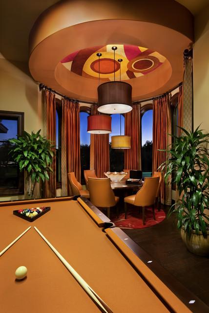 30 Trendy Billiard Room Design Ideas