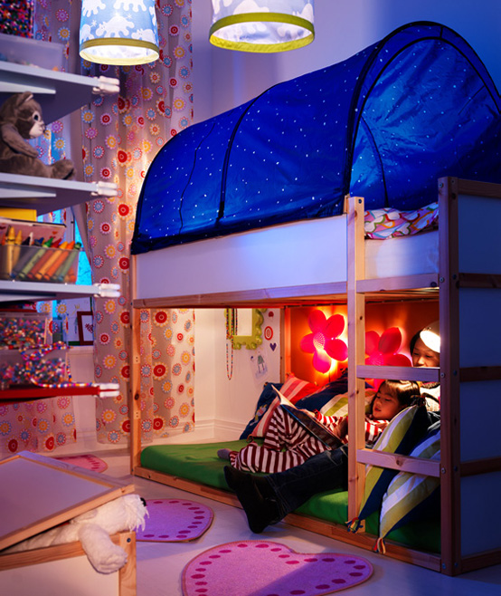 Unique Kids Room: 22 Cool And Unusual Kids Bed Designs