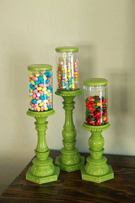 25 Diy Sweet Candy Décor
