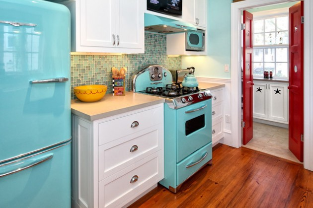 Retro Turquoise Kitchen Ideas Html on turquoise kitchen color ideas, turquoise retro furniture, red retro kitchen ideas, turquoise home decor ideas,