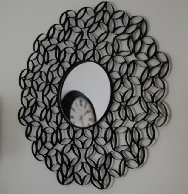 How To Decorate Wall With Paper