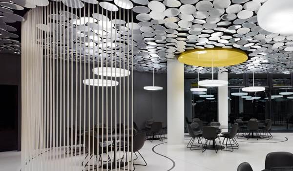 30 Magnificent Unique Ceiling Designs