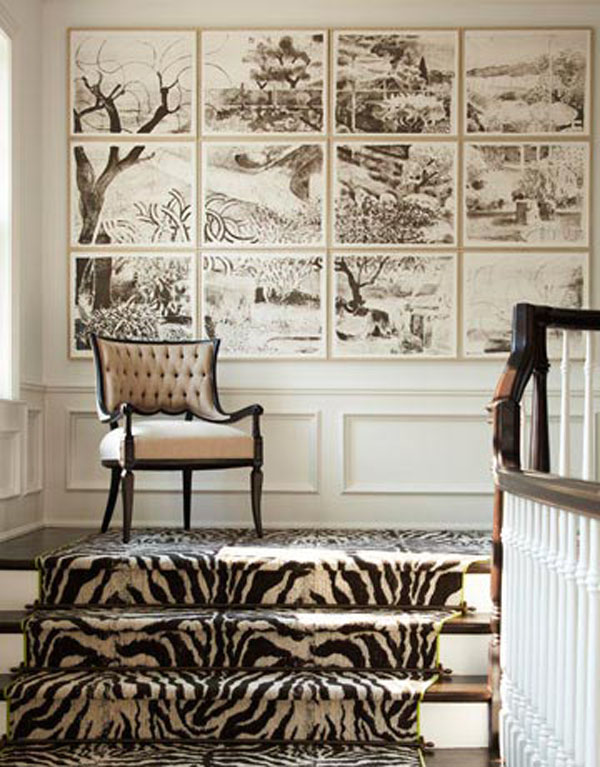 25 Elegant Animal Print Interiors