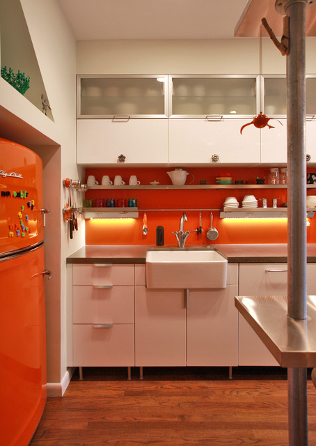 Amazing Retro Kitchen Ideas Collection