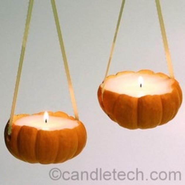 30 Innovative DIY Candles