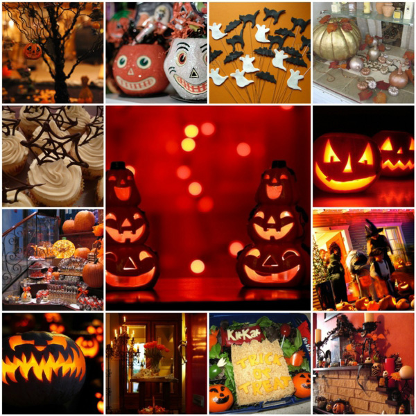 30 inspiring diy halloween decorations Diy halloween party decorations