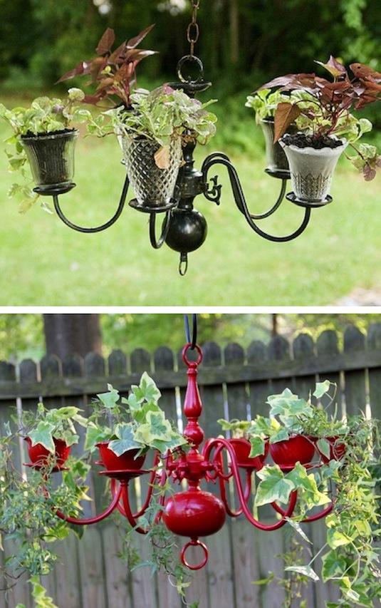 30 Fascinating Low-Budget DIY Garden Pots