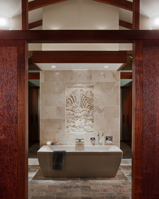 Asian Style Bathroom Decor: 30 Amazing Asian Inspired Bathroom Design Ideas