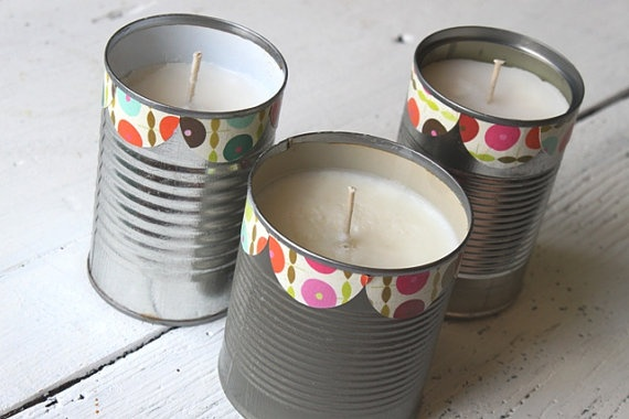 30 Innovative DIY Candles