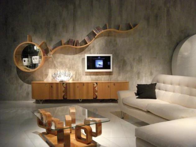 25 Extraordinary Living Room Designs