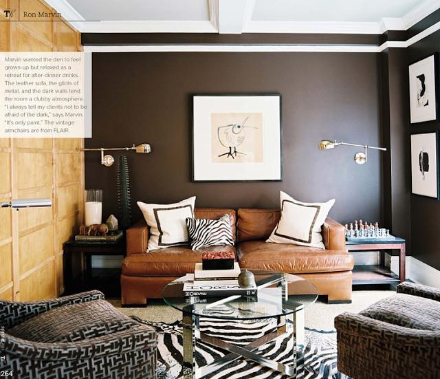 25 Elegant Animal Print Interiors