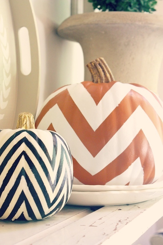 40 Creative DIY Pumpkin Designs
