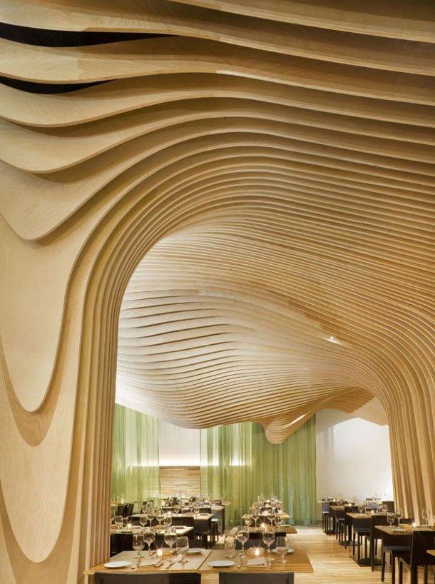 Unique Home Interior Designs: 30 Magnificent Unique Ceiling Designs