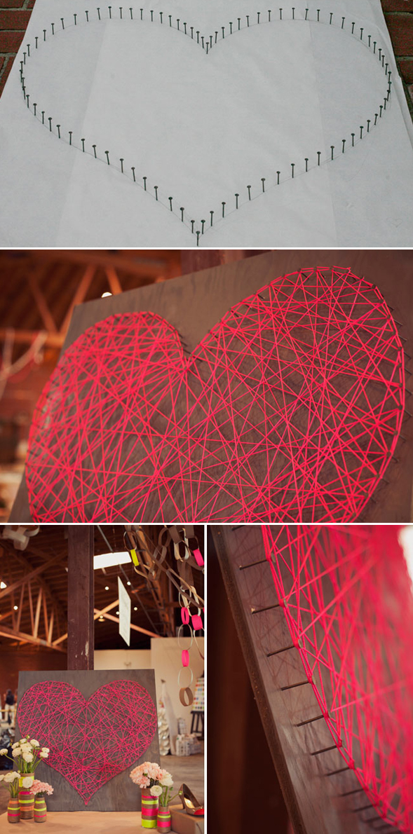 Creative Kids Room Ideas: 30 Creative Diy String Art Ideas