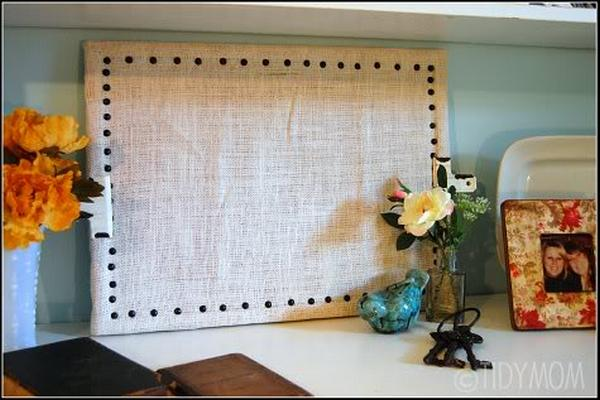 20 Cute DIY Projects With Burlap