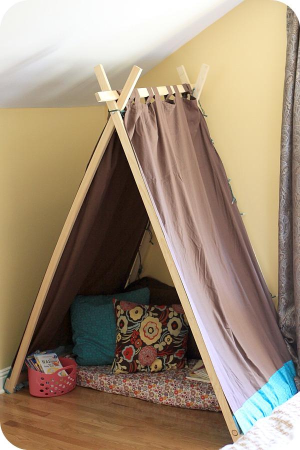 Boho Nursery Canopy