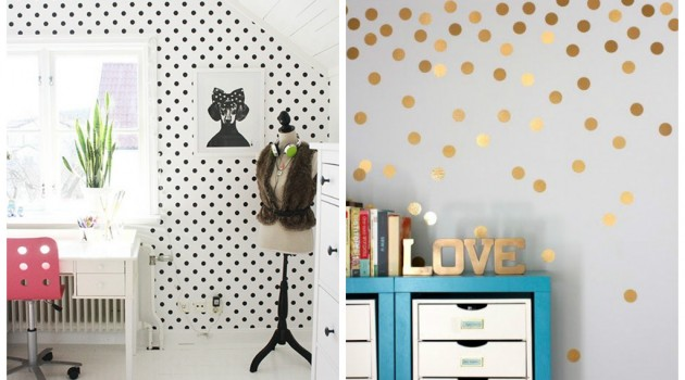 polka dot interior Archives - Architecture Art Designs